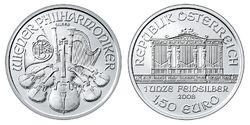 Austria 1.5 euro 2008
