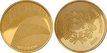 Estonia 100 krooni 2009
