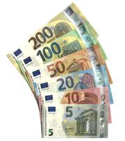Euro banknotes, Europa series