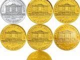 Vienna Philharmonic coins