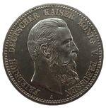 5 Mark Preußen Friedrich III