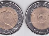 Algerian 100 dinar coin