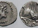 Emporion 1 tetartemorion coin