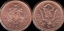 Barbados 1 cent 1997