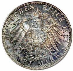 German Empire 2 marks