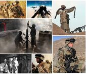 2001 War in Afghanistan collage 3