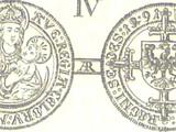 Aachen 1 groschen coin