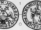 Forlì 1 ducato d'oro coin