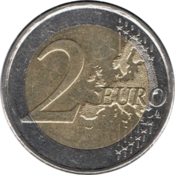 2 Euro common side 2