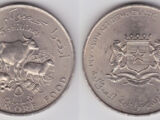 Somali 5 shilling coin