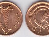 Irish ½ penny coin (decimal)