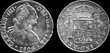 Carlos IV Coin