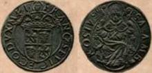 Francesco II Sforza testone