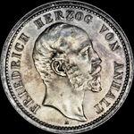 Anhalt mark 1896