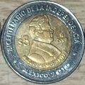 Miguel Ramos Arizpe 5 peso coin 2008.jpg