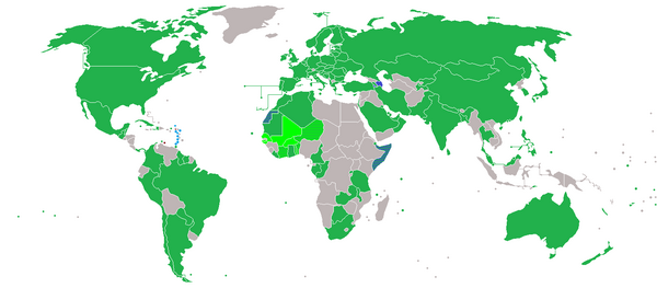 Coin map 2013