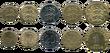 Kroon coins