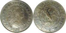 Draped Bust half 1797