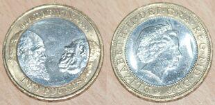 Darwin £2