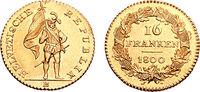 16 Franken 1800 HR 681735