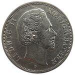 5 Mark Bayern Ludwig II