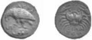 Akragas sixth stater