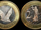 Transnistrian 2 euro coin