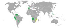 Centimo map