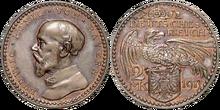 Goetz Bavaria 2 mark 1913