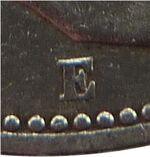 Muldenhütten Mint mark
