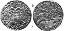 Charles V Milan Ambrose on horse
