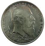 5 Mark Baden 50 Jahre Friedrich I