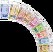 Moldovan leu banknotes
