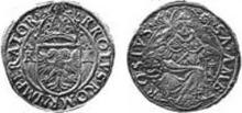 Charles V Milan seated Ambrose
