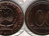 Angolan 100 kwanza coin