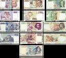 Italian lira