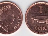 Fijian 1 cent coin