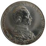 3 Mark Preußen Regierungsjubiläum Wilhelm