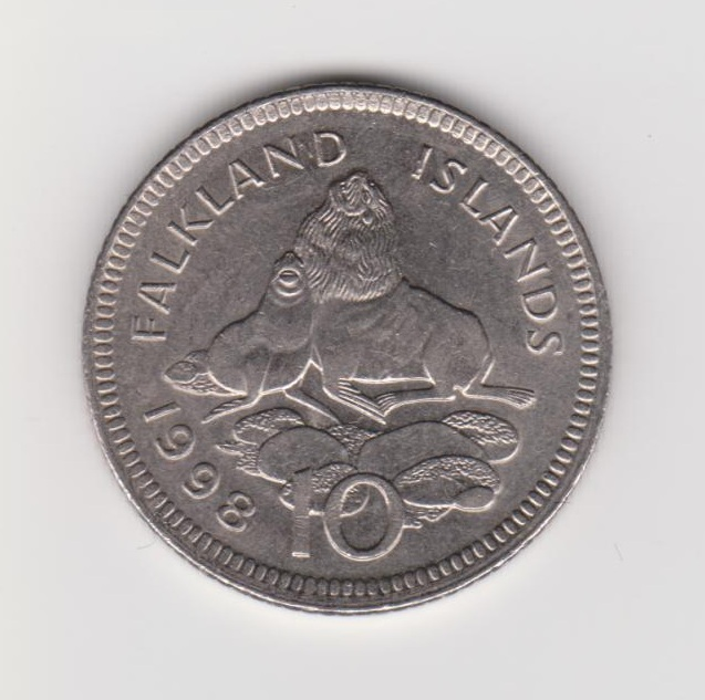 Falkland Islands 10 Pence Coin Currency Wiki Fandom Powered By Wikia