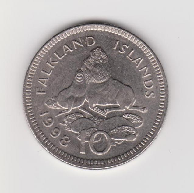 Falklands 10p