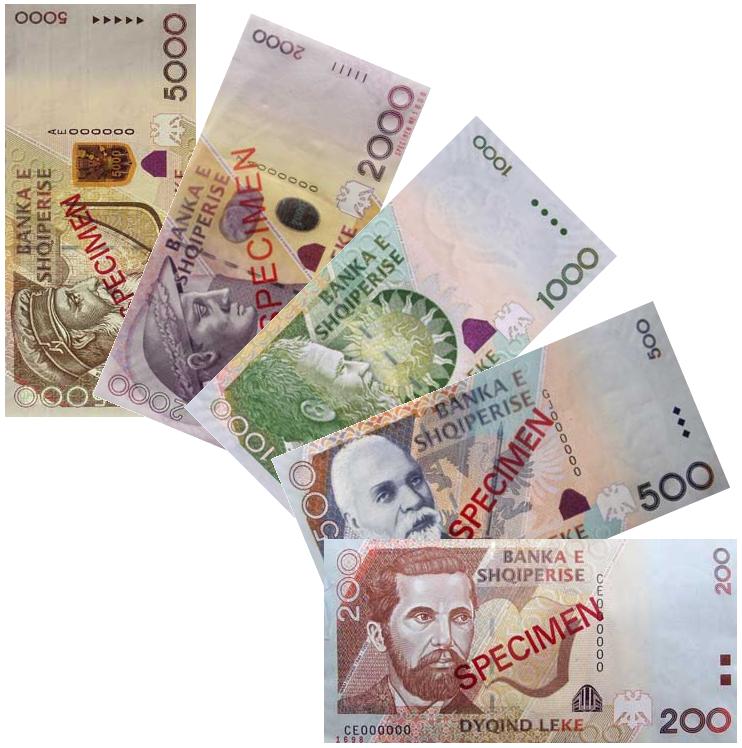 Albanian Lek Currency Wiki Fandom Powered By Wikia