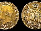 Italian 20 lira coin (Napoleonic Kingdom of Italy)