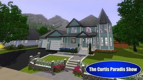 video - the sims 3 - building a victorian classic | curtis paradis