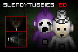 Slendytubbies 2D