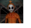 Orange Tubbie