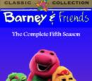Barney & Friends: The Complete Fifth Season