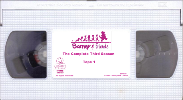 File:Barney & Friends The Complete Third Season Tape 1.png