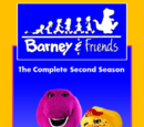 Barney & Friends: The Complete Second Season