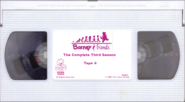 Barney & Friends The Complete Third Season Tape 4