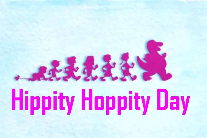 Hippity Hoppity Day Custom Barney Episode Wiki Fandom Bird, protection against fire, and the best means of putting out fires in cities, towns, and villages, page 70: hippity hoppity day custom barney